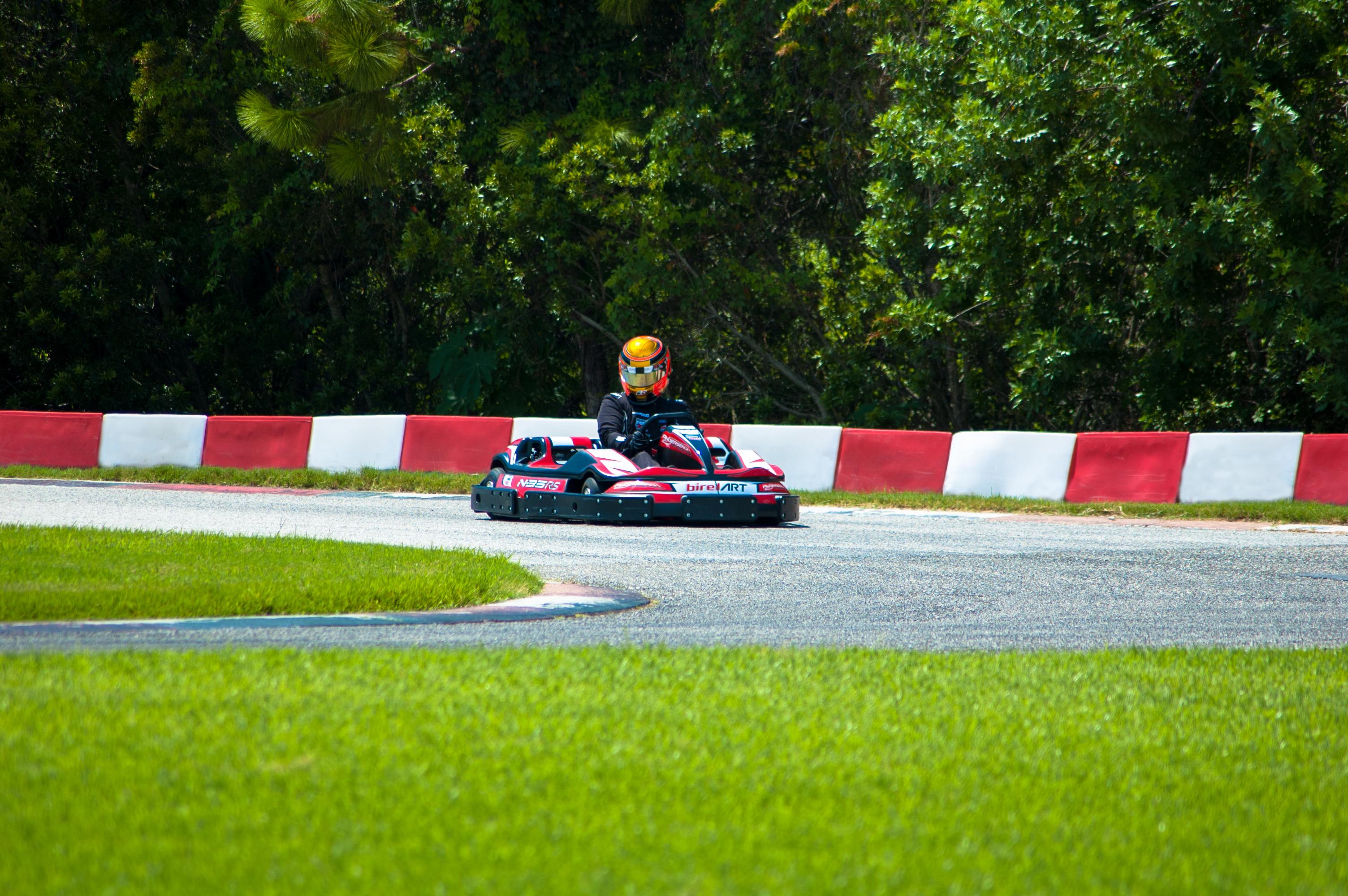 Rental Karting - Andersen Racepark